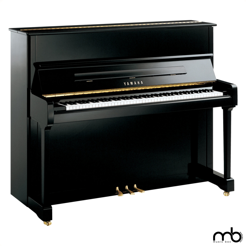 Yamaha p121 upright piano music box pianos manchester for Yamaha piano upright