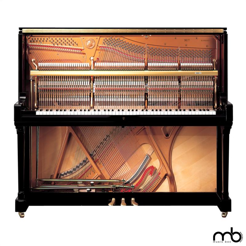 Yamaha Su7 Upright Piano Music Box Pianos Manchester