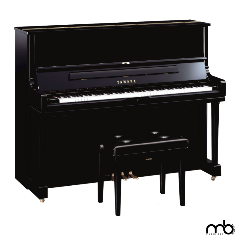 Yamaha yus1 upright piano music box pianos manchester for Yamaha b series piano