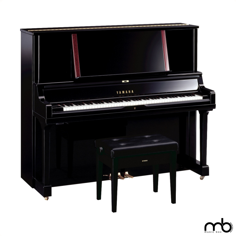 Yamaha yus5 upright piano music box pianos manchester for Yamaha b series piano