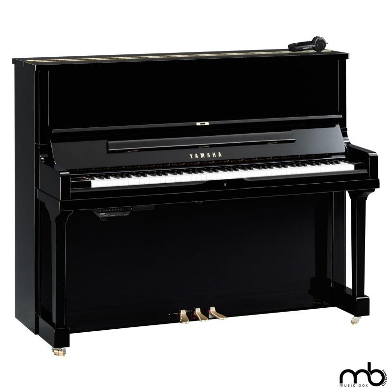 Yamaha se122 sh silent upright piano music box pianos for Yamaha sh silent piano price