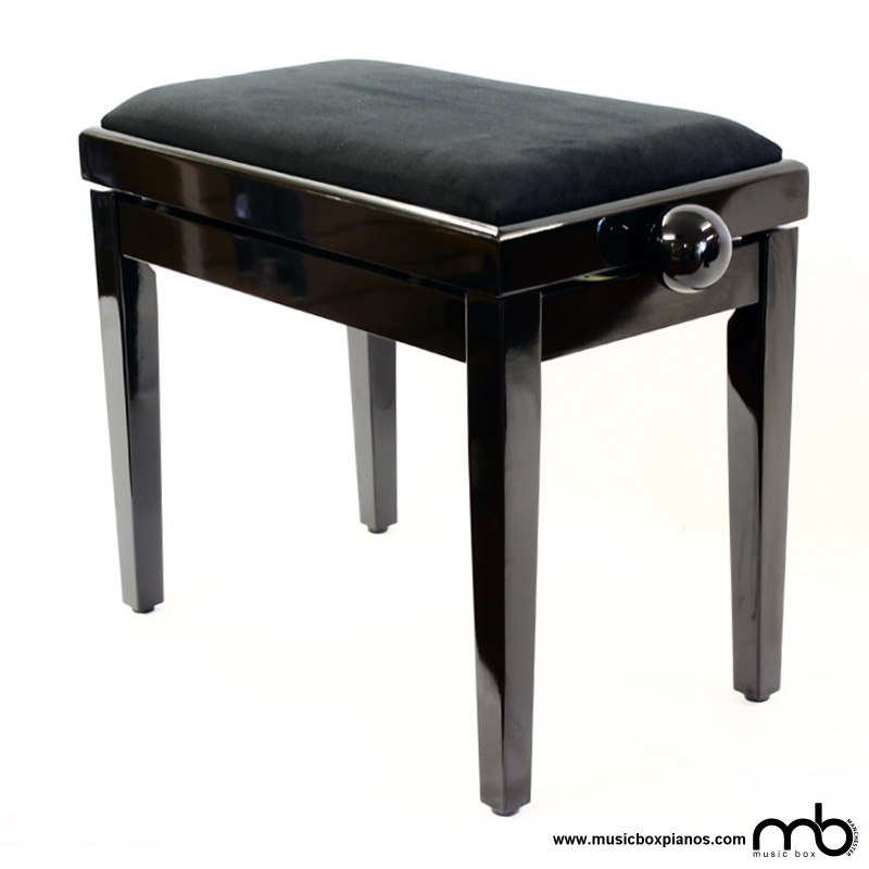 pliang stol ~ leatherette budget piano stool  music box pianos manchester
